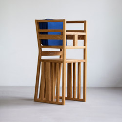 Highchair | oak, cotton | Kids highchairs | Zaunkönig