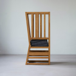 Learning Tower | oak, wool felt | Kids highchairs | Zaunkönig