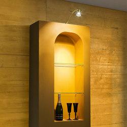 Fotis_mirror | Furniture lights | Linea Light Group