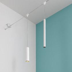Mono System | Baton-C | Suspended lights | Linea Light Group