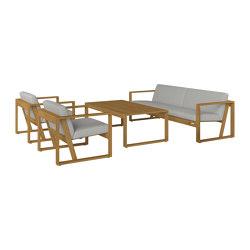 Core Wood Lounge group | Armchairs | Sundays Design