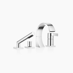 CYO - Bath shower set for bath rim or tile edge installation | Bath taps | Dornbracht