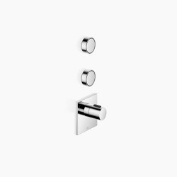 CYO - xTOOL Thermostat module with 2 valves | Shower controls | Dornbracht