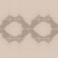 DUO City Grisrose Watersuede 415 | Leather tiles | Studioart