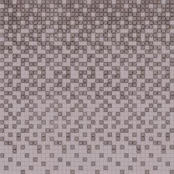 Mosaico Satin Fairy Mushroom Layout C | Leather tiles | Studioart