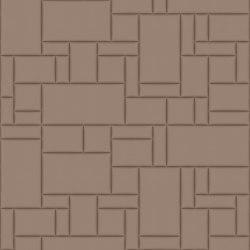 PATTERN 6 City Marmo | Leather tiles | Studioart
