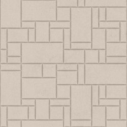 PATTERN 6 Velluto Perla | Leather tiles | Studioart