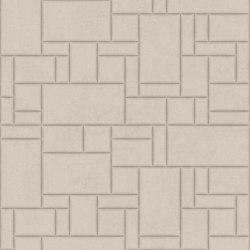 PATTERN 6 Velluto Perla | Leather tiles | Studioart