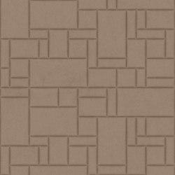PATTERN 6 Watersuede 415 | Leder Fliesen | Studioart