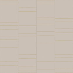 RYDER City Light Grey Layout B | Leather tiles | Studioart