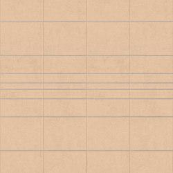 RYDER Velluto Aglio Layout C | Leder Fliesen | Studioart