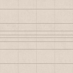 RYDER Velluto Perla Layout C | Leather tiles | Studioart