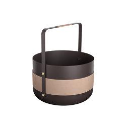 Emma Basket | Naturel | Storage boxes | Eldvarm