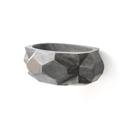 Diamond Piccola Dusk Grey Concrete Basin - Sink - Vessel - Washbasin | Wash basins | ConSpire