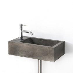 The Basic Natural Concrete Basin - Sink - Washbasin | Wash basins | ConSpire
