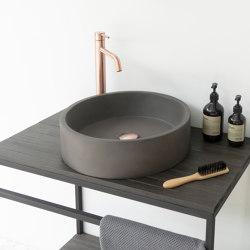 Udinesse Dusk Grey Concrete - Basin - Sink - Vessel - Washbasin | Waschtische | ConSpire