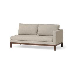 Quiet 2P one arm L(R) | Sofas | Conde House