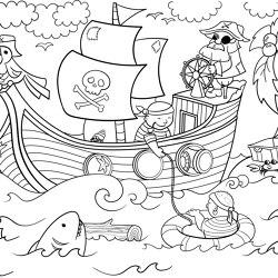 Altro WhiterockTM Imagination Wall, Pirates | Kunststoff Fliesen | Altro