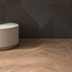 Design Panels   Tribeca Ca' Savio   Wood flooring   Foglie d'Oro