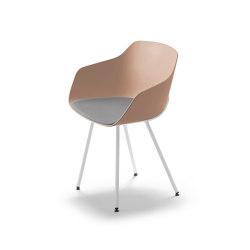Kuskoa Bi Metal Chair | Stühle | Alki