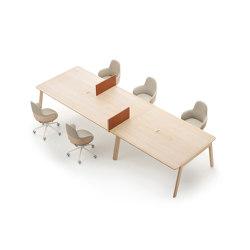 Heldu Working Tables | Scrivanie | Alki