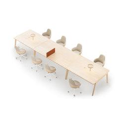 Heldu Working Tables | Desks | Alki