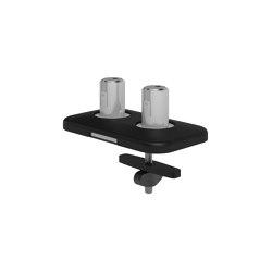 Viewprime   65.823 Viewprime bolt through desk - mount 823   Table accessories   Dataflex
