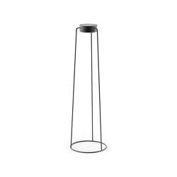 Moon Stehlampe - Maxi   Außen Bodenleuchten   solpuri