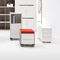 Winea Maxx | Pedestals | WINI Büromöbel