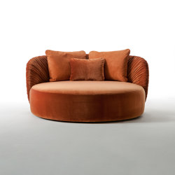 Drapé Round | Sofa | Sofas | Laurameroni