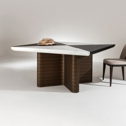 Infinity | Table | Dining tables | Laurameroni