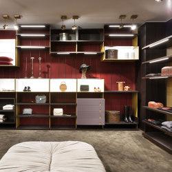Line | Walk-in Closet | Walk-in wardrobes | Laurameroni