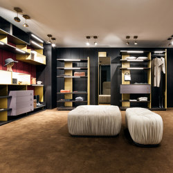 Outfit System   Walk-in Closet   Walk-in wardrobes   Laurameroni