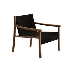 Kata | Armchair 4 wood legs | Armchairs | Arper