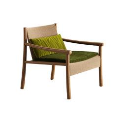 Kata | Poltrona 4 gambe legno, Outdoor | Armchairs | Arper
