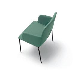Brianza Sedia - Versione con braccioli   Chairs   ARFLEX