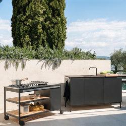NORMA Outdoor kitchen | Modular outdoor kitchens | Roda