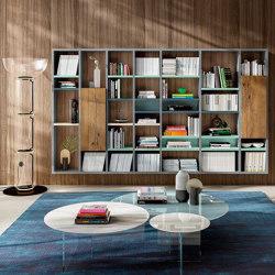 Bibliothèque 30mm - 1210 | Rangements muraux | LAGO