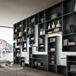 30mm Weightless Bookshelf | Wall storage systems | LAGO