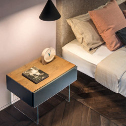 36e8 Bedside Table - 0764 | Night stands | LAGO