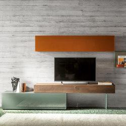 36e8 Tv Unit - 0521 | Multimedia sideboards | LAGO