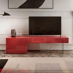 36e8 Tv Unit - 0522 | Multimedia sideboards | LAGO