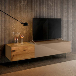36e8 Tv Unit - 0523   Multimedia furniture   LAGO