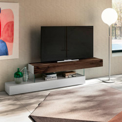 36e8 Tv Unit - 0527   Multimedia furniture   LAGO