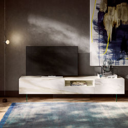 36e8 Tv Unit - 0705   Multimedia furniture   LAGO
