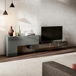 36e8 Tv Unit - 0707 | Multimedia sideboards | LAGO