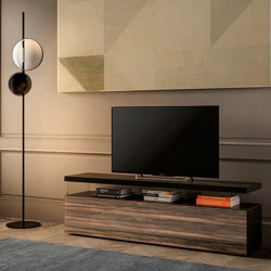 36e8 Tv Unit - 0745 | Multimedia sideboards | LAGO