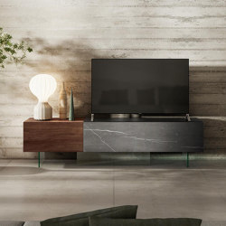 36e8 Tv Unit - 0749   Multimedia furniture   LAGO