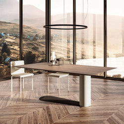 Bold Table - Agewood   Dining tables   LAGO