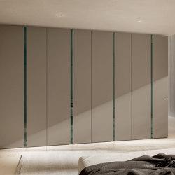 Cut Wardrobe - 1165   Cabinets   LAGO